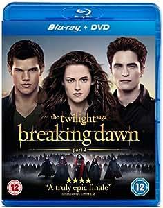 The Twilight Saga: Breaking Dawn - Part 2 (Blu-ray + DVD) [UK Import]