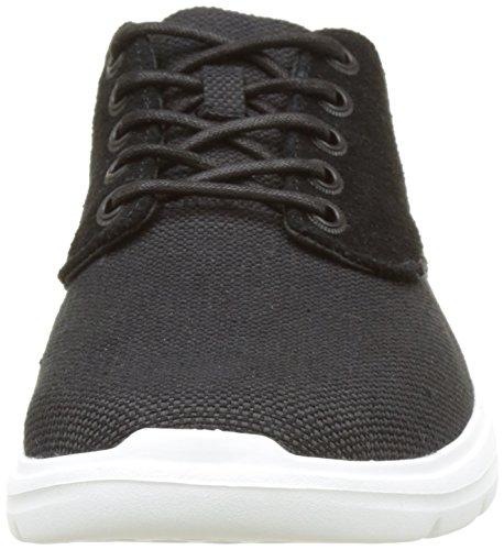 Vans Herren UA ISO 2 Sneakers Schwarz (Prime Black)