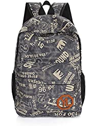 CJLOVE Travel Durable Backpacks And Students' Schoolbags