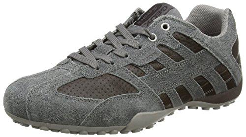 Geox Uomo Snake K, Sneakers Basses Homme