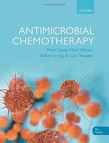 Antimicrobial Chemotherapy by Peter Davey (2015-05-07)