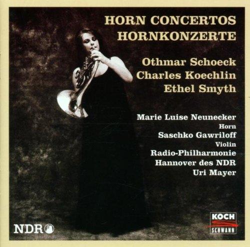 Konzerte für Horn und Orchester