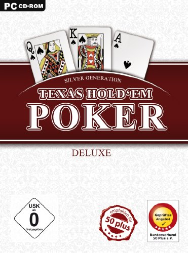 50+ Silver Generation Texas Hold Em' Poker Deluxe - [PC]