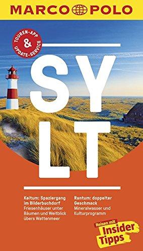 Preisvergleich Produktbild MARCO POLO Reiseführer Sylt: Reisen mit Insider-Tipps. Inklusive kostenloser Touren-App & Update-Service