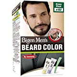 Bigen Men's Beard Color, Brownish Black B102, 40g