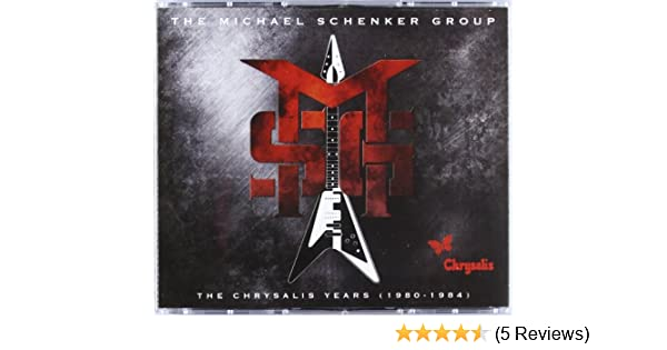 The Chrysalis Years (1980-1984) - Michael Schenker Group: Amazon.de ...