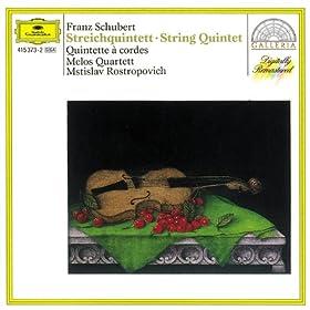 Schubert: String Quintet In C, D.956 - 3. Scherzo (Presto) - Trio (Andante sostenuto)