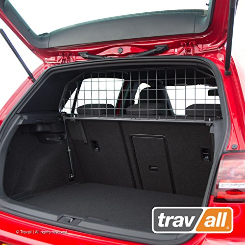 Travall® Guard Hundegitter TDG1409 – Maßgeschneidertes Trenngitter in Original Qualität - 2