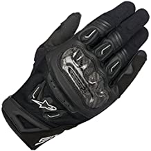 SMX de 2Air Carbon V2Negro L–Guantes de moto guantes
