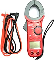 Meco 27-Auto Digital Clamp Meter, Red