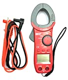 #7: Meco 27-Auto Digital Clamp Meter, Red