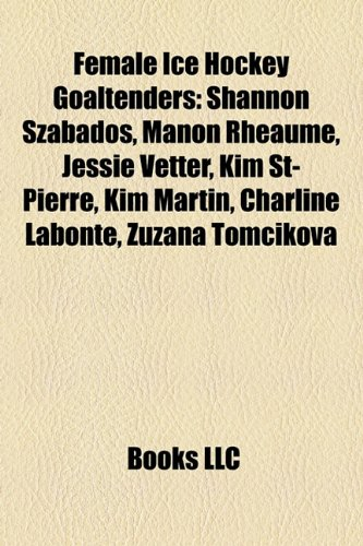 Female Ice Hockey Goaltenders