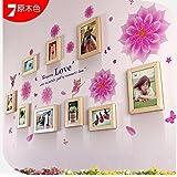 Galleria fotografica X&L Amore full House 9 box mescolare e abbinare rosa Elf combinazione creativa telaio in legno a parete parete...