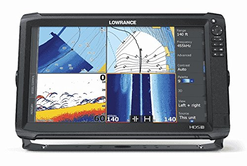 Lowrance HDS-16 Carbon MFD w/C-Map Insight - No Transducer (Lowrance Hds)