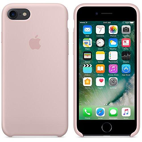 Apple MMY42ZM / A 7 iPhone mer bleue étui en cuir Pink Sand