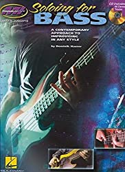 Soloing For Bass Mi Press Master Class Bk/Cd by Dominik Hauser (2010-08-01)