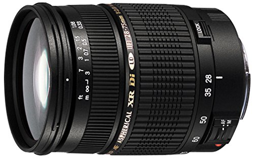 Tamron SP AF28 75mm F/2.8 XR Di LD Aspherical [IF] Macro Lens for Sony DSLR Camera