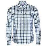 Barbour Herren Freizeit-Hemd Blau blau, Blau XL