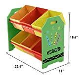 Kiddi Style Children Sized Storage Unit