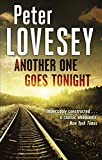 Front cover for the book Another One Goes Tonight by Peter Lovesey