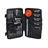 Best Black & Decker Socket Sets - Black + Decker Mixed Pack with Drill, Drill Review