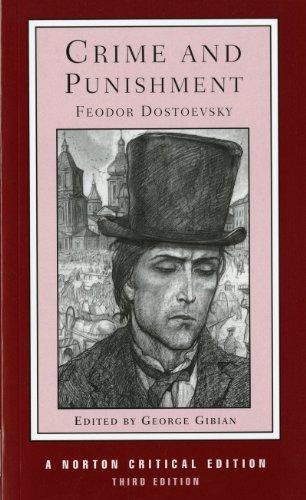 Crime and Punishment (Norton Critical Editions)