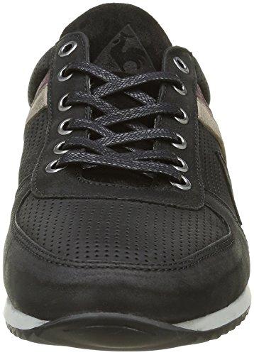 Le Coq Sportif Falain Low, Baskets Basses Homme Noir (Black)