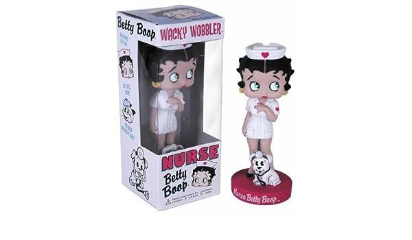 BETTY BOOP  Nurse  PVC bobble-head 16cm Funko