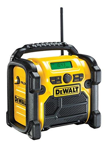DeWalt DCR019-QW – Baustellenradio - 2