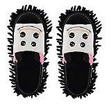 Xunlong Ciniglia Scarpe Pantofola Genie in Microfibra Mop per La Pulizia  del Pavimento Strumento per La 12e0c91b125