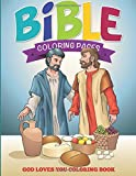 Best Speedy Publishing Kids Bibles - Bible Coloring Pages (God Loves You Coloring Book) Review