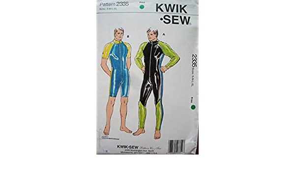 Sewing Pattern Kwiksew 2335 Sport Dress Sizes S, M, L, XL: Amazon.co ...