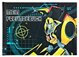 Undercover TFUV0962 - Freundebuch A5 Transformers