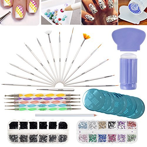 VAGA Kit para hacer nail art