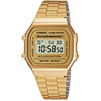 Casio Collection Unisex Adults Watch A168WG-9EF