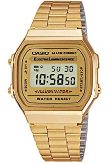 Casio Women's Watch in Resin/Stainless Steel - Digital Display Fold Over Clasp and Automatic Calendar with Date (B002LAS086) | Amazon price tracker / tracking, Amazon price history charts, Amazon price watches, Amazon price drop alerts