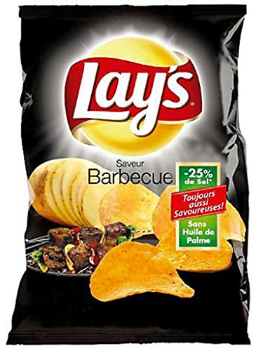 Lay's Saveur Barbecue (15 paquets) -