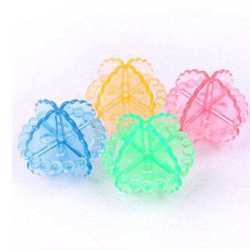 CXZX Bola de lavandería Colorfull para Lavadora