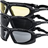 Valken Echo Safety Vented Lense UV Protection Glasses