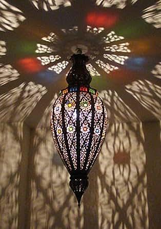 kronleuchter deckenleuchte marokkanische aus metall. Black Bedroom Furniture Sets. Home Design Ideas