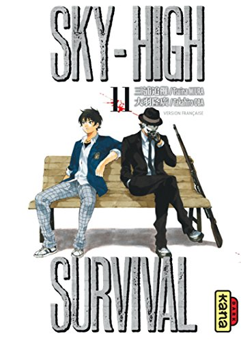 Sky-high survival Edition simple Tome 11