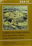 Excavations on the Norwich Southern Bypass, 1989-91, Part 1 (East Anglian Archaeology Monog)