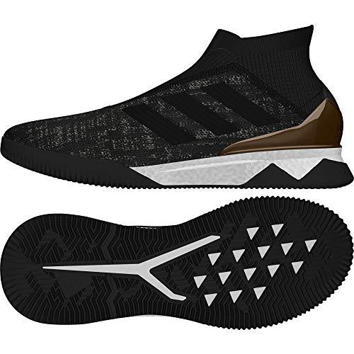 adidas Herren Predator Tango 18+ TR Fitnessschuhe, Schwarz Negbás/Rojsol 000, 44 EU