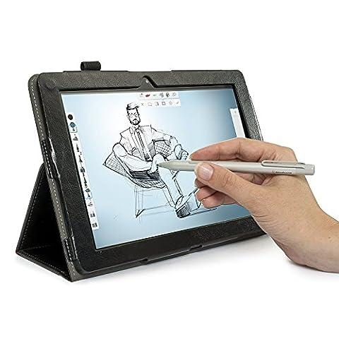 [3 Bonus Objets] Simbans PicassoTab 16GB Tablette Tactile 10 Pouces Android Tablet PC Dessin Tablette avec Stylus Pen Graphique Stylet - Marshmallow Android 6, 10.1 Pouces IPS, Quad Core, HDMI, 2M+5M Camera, GPS, WiFi, Bluetooth, 10