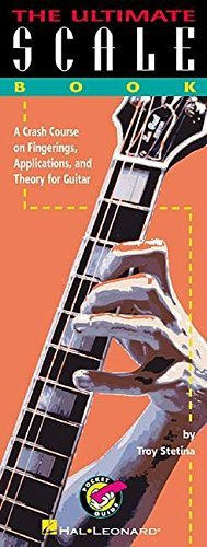 Ultimate Scale Book Pocket Guide Guitar Tab Book by VARIOUS (2010-03-25)