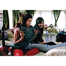 The Sisterhood of the Traveling Pants (2005) 8x12 Inch America Ferrera Autographed Movie Photo