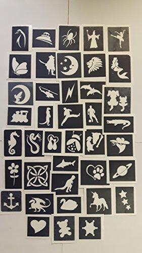 40-tattoo-stencils-for-glitter-tattoos-body-art-seconds-off-cuts