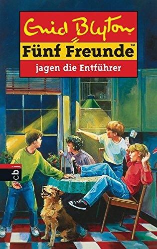 Download Fünf Freunde, Neubearb., Bd.13, Fünf Freunde jagen die Entführer (Einzelbände, Band 13)