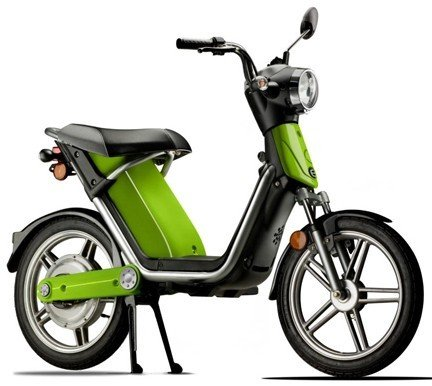 Cicli Ferrareis Scooter Elettrico e-Bike Ever Green Miami 48v2ah Litio