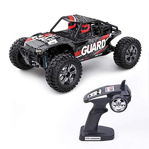 SPFTOY High-Speed-Fernbedienung Auto 2.4G drahtlose Fernbedienung Allradantrieb Rennwagen 1:14 Automodell Spielzeug (Fernbedienung Autos Unter $20)